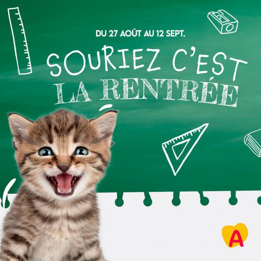 Animalis Découvrez nos promotions. Animalis (2021-09-12-2021-09-12)