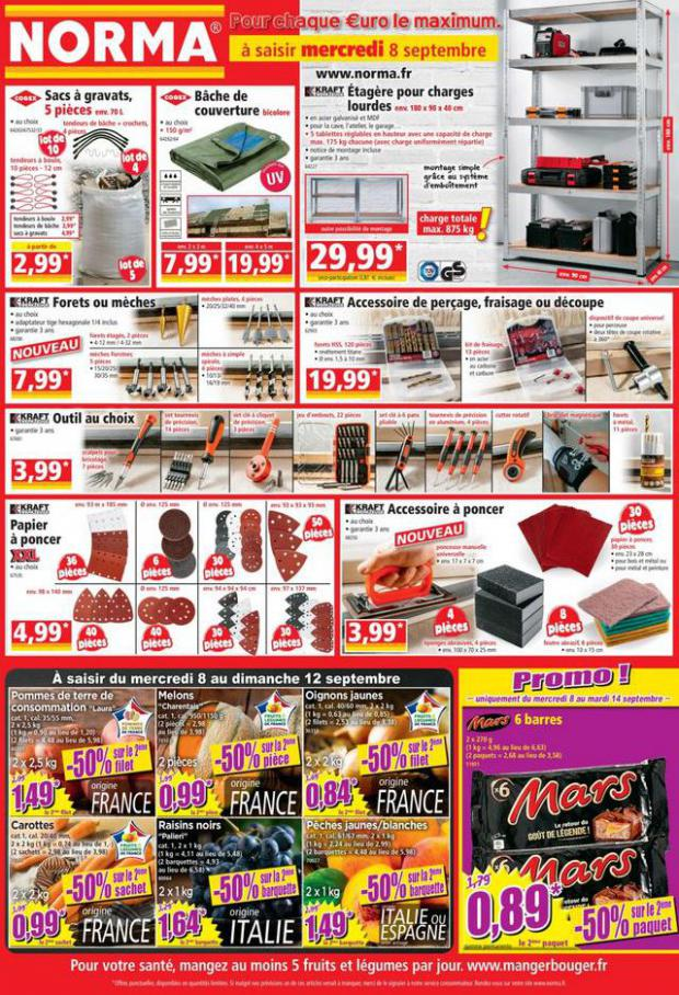 Catalogue Norma. Norma (2021-09-08-2021-09-08)