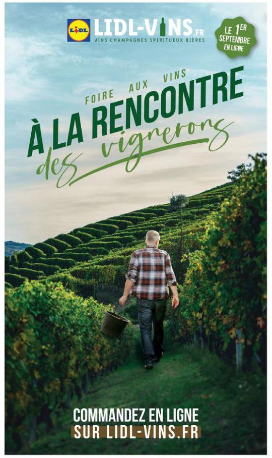 Foire aux vins. Lidl (2021-09-21-2021-09-21)