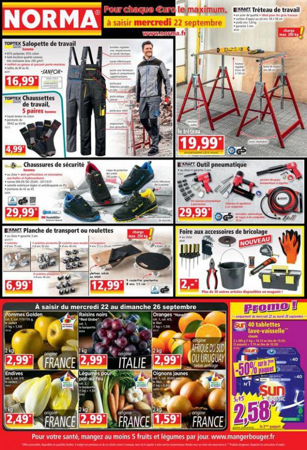 Catalogue Norma. Norma (2021-09-22-2021-09-22)