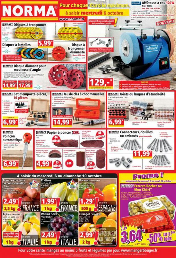 Catalogue Norma. Norma (2021-10-06-2021-10-06)