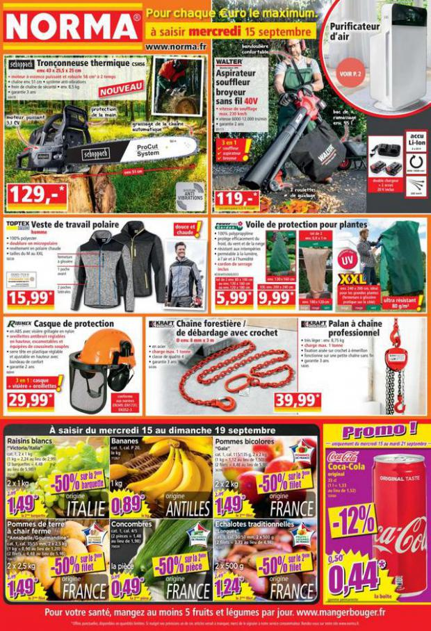 Catalogue Norma. Norma (2021-09-15-2021-09-15)