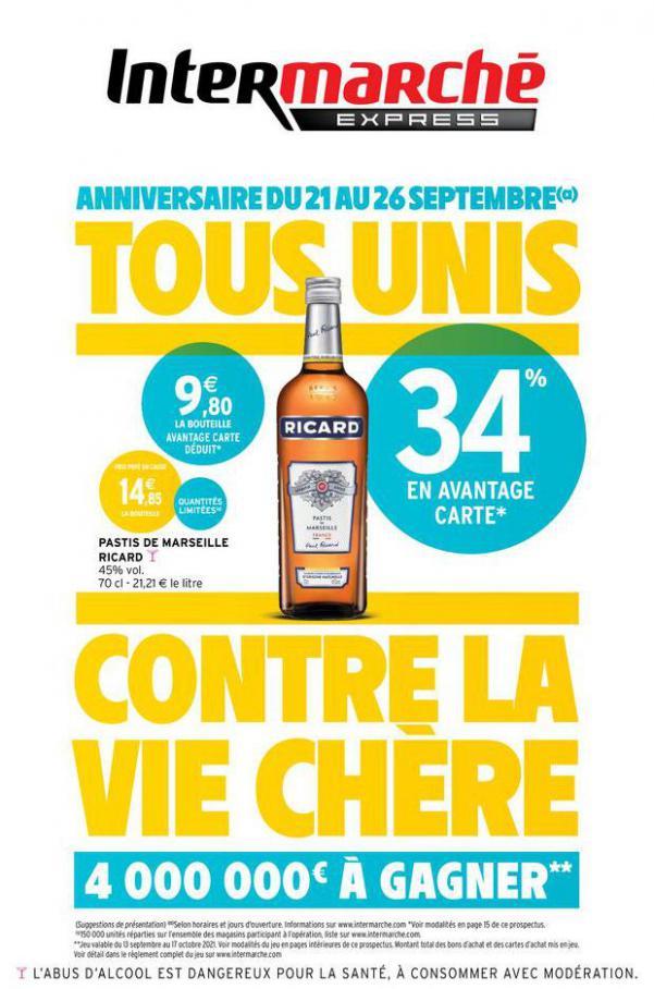 TF ANNIVERSAIRE 1. Intermarché Express (2021-09-26-2021-09-26)