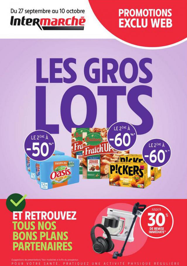 PROS 2 DRIVE + MKP GROS VOLUME. Intermarché Express (2021-10-10-2021-10-10)