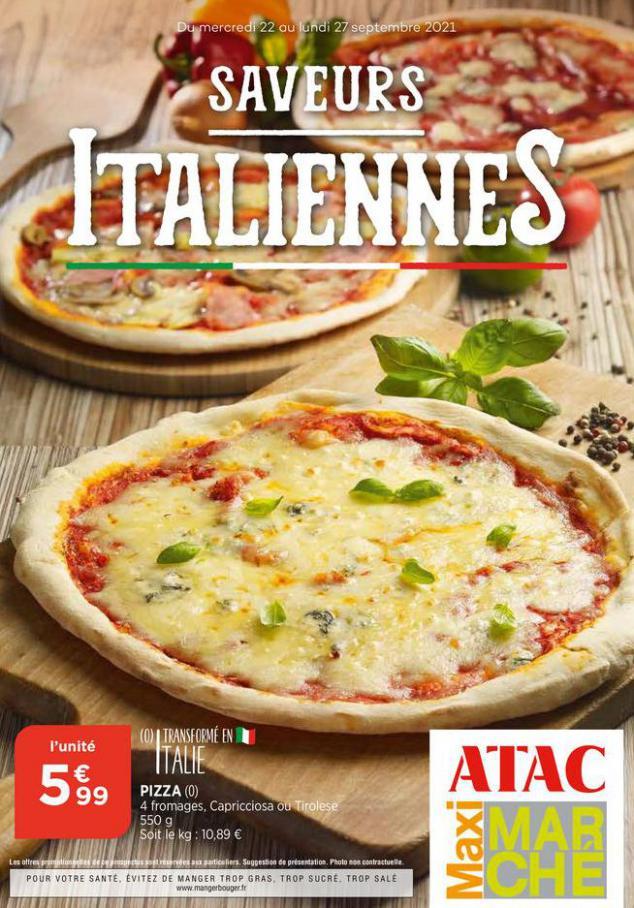 Catalogue Maximarché. Maximarché (2021-09-26-2021-09-26)