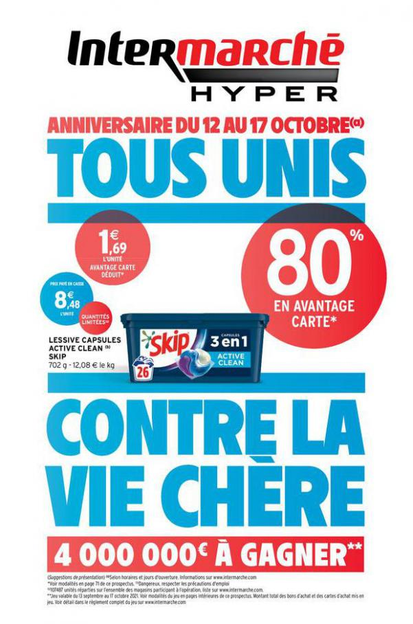 TF ANNIVERSAIRE 4. Intermarché Express (2021-10-17-2021-10-17)