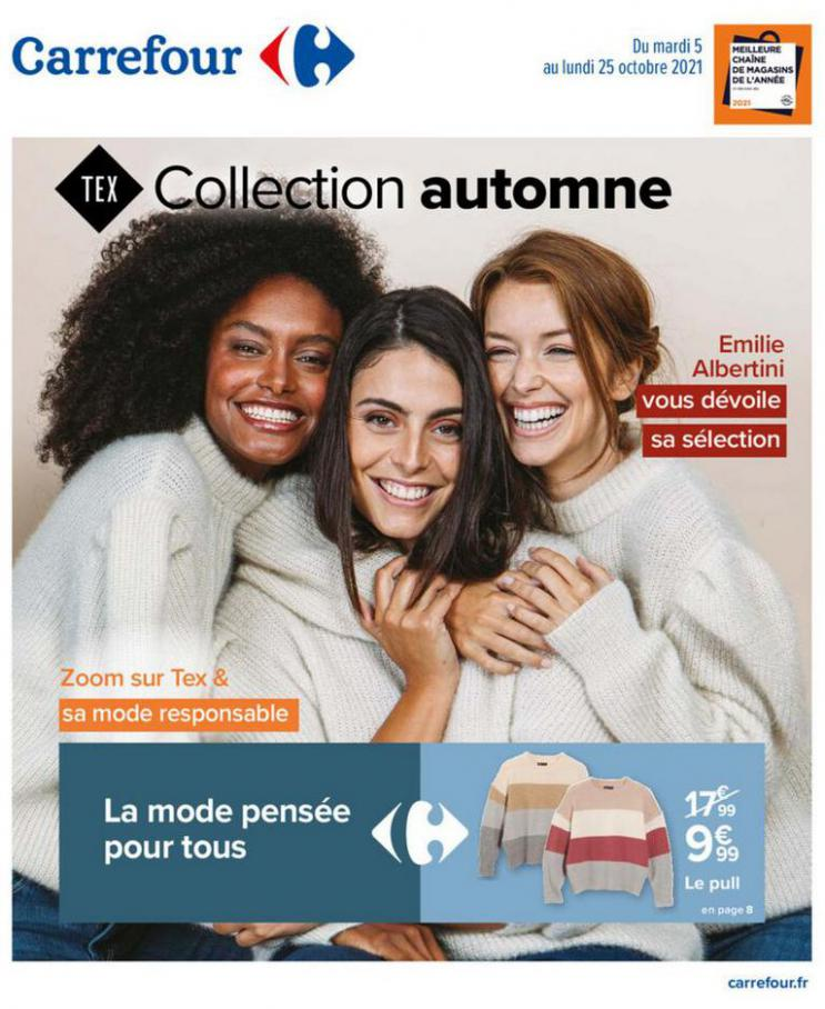 Collection Automne. Carrefour (2021-10-25-2021-10-25)