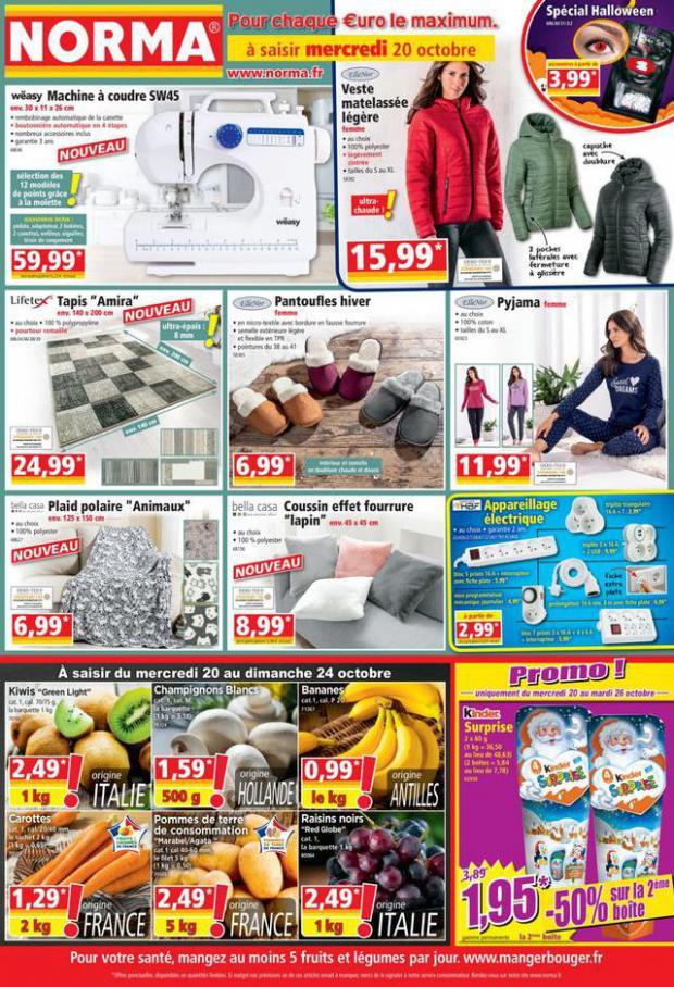Catalogue Norma. Norma (2021-10-25-2021-10-25)