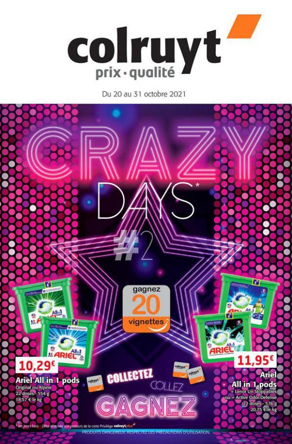 Crazy days. Colruyt (2021-10-31-2021-10-31)