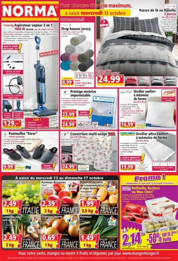 Catalogue Norma. Norma (2021-10-13-2021-10-13)