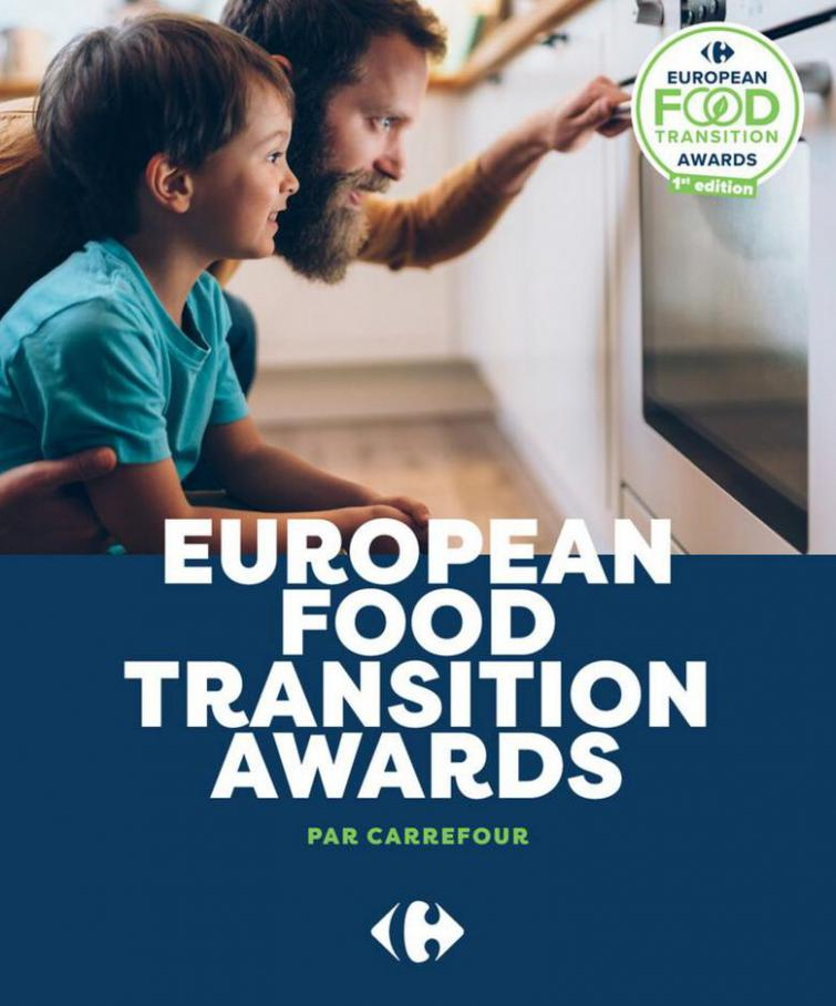 European Food Transition Award. Carrefour (2021-11-01-2021-11-01)