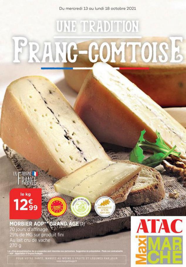 Catalogue Maximarché. Maximarché (2021-10-18-2021-10-18)