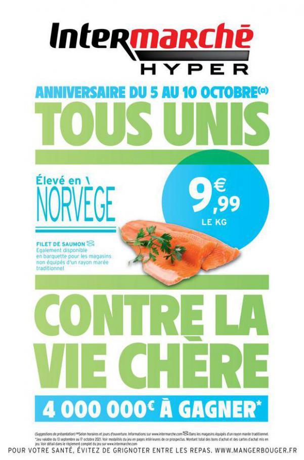 TF ANNIVERSAIRE 3. Intermarché Express (2021-10-10-2021-10-10)