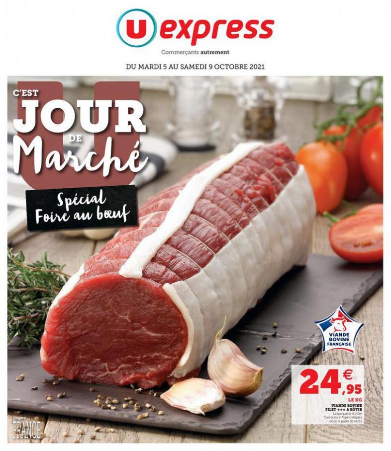 Catalogue U Express. U Express (2021-10-09-2021-10-09)