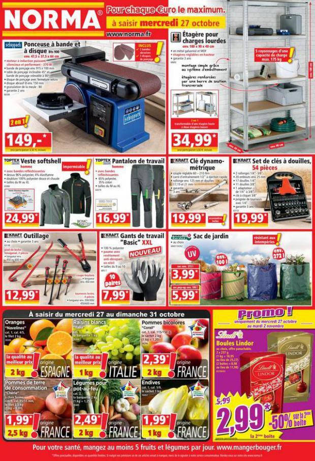 Catalogue Norma. Norma (2021-10-27-2021-10-27)