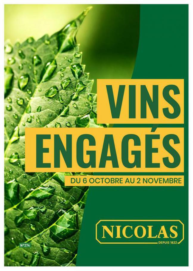 Vins Engagés. Nicolas (2021-11-02-2021-11-02)