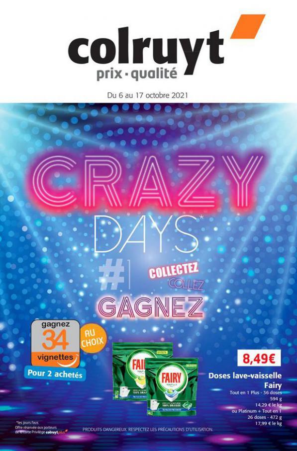 Crazy Days. Colruyt (2021-10-17-2021-10-17)