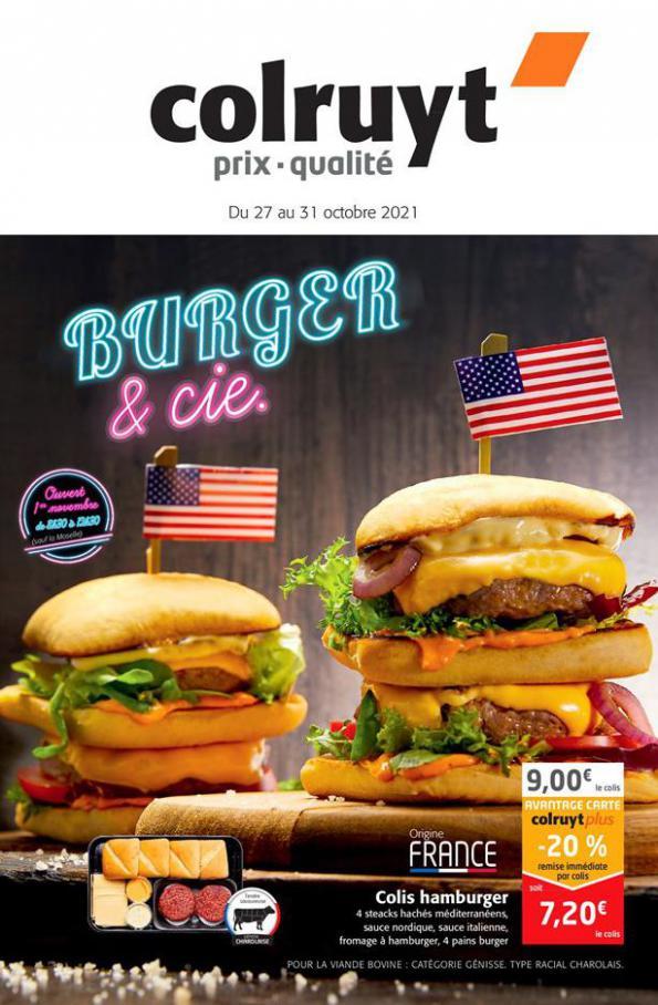 Burger & cie. Colruyt (2021-10-31-2021-10-31)