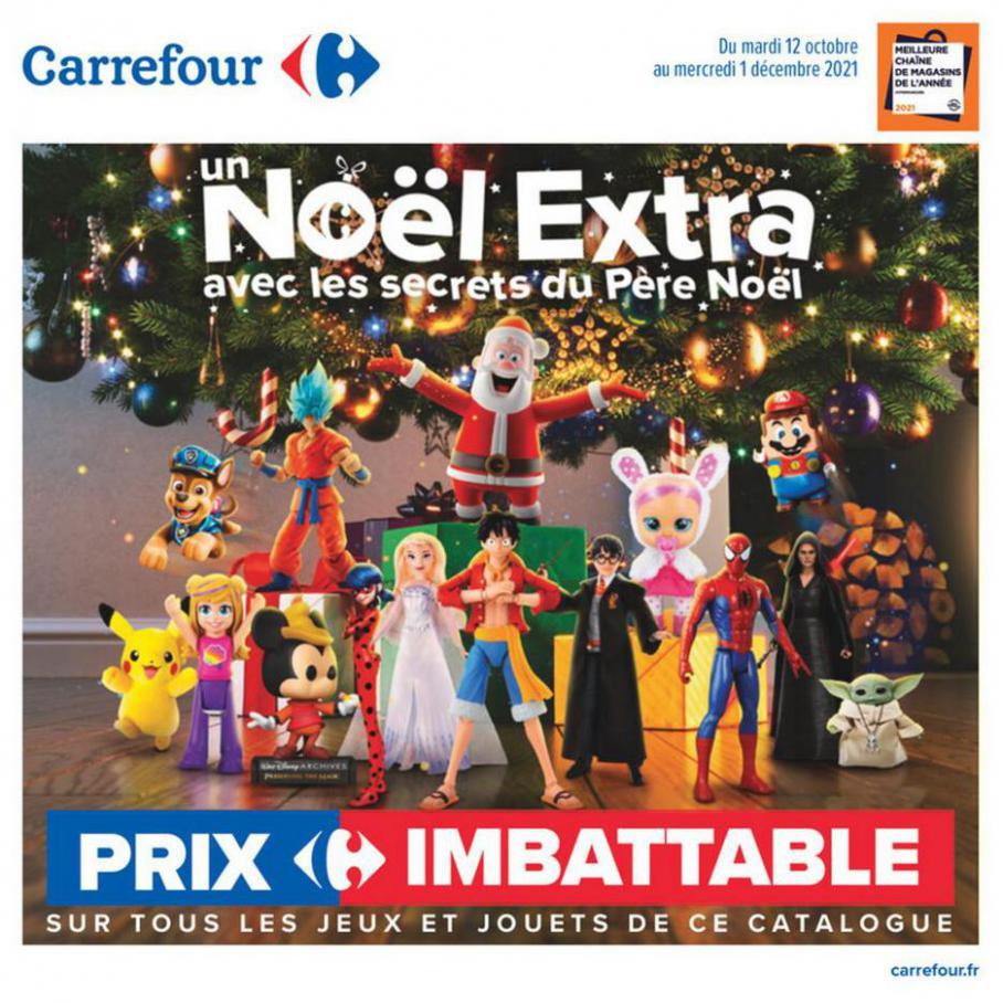 Catalogue Carrefour. Carrefour (2021-12-01-2021-12-01)