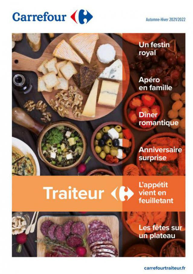 Catalogue Carrefour. Carrefour (2022-04-03-2022-04-03)