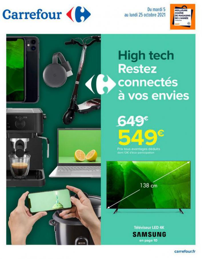 Catalogue Carrefour. Carrefour (2021-10-25-2021-10-25)