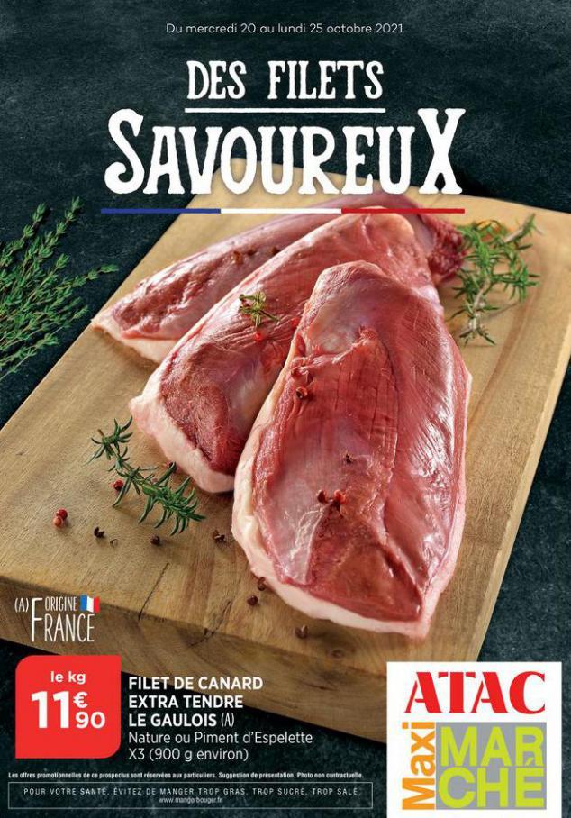 Catalogue Maximarché. Maximarché (2021-10-24-2021-10-24)